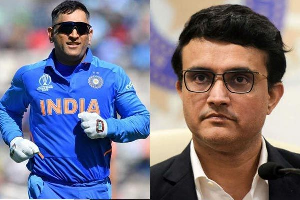 Why Dhoni returned as a mentor in the team, Ganguly explained the reason
