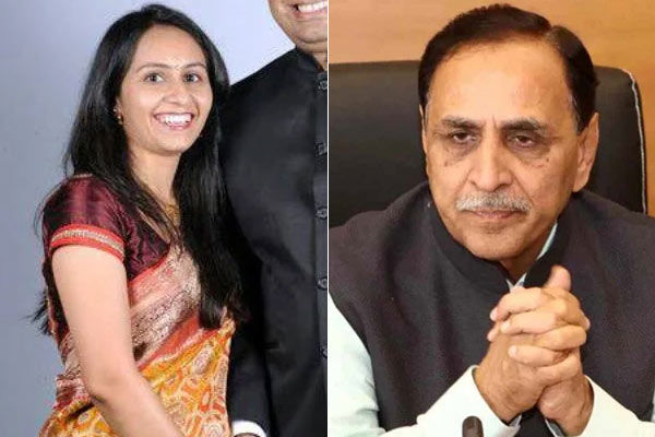Daughter Radhika wrote an emotional post on Vijay Rupani resignation