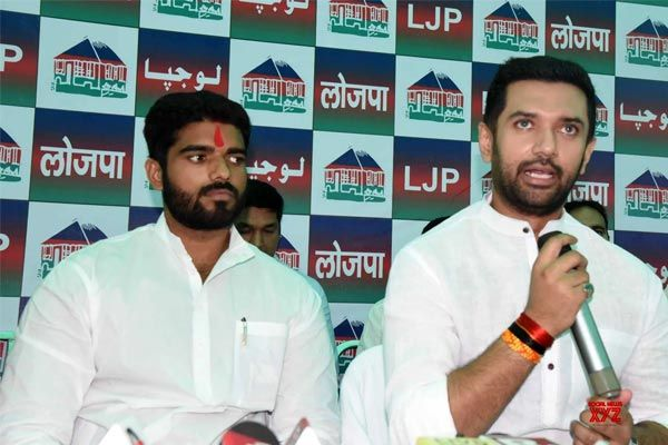Delhi Sexual Assault Fir Registered Against LJP MP Prince Raj Paswan At Connaught Place Police Stati