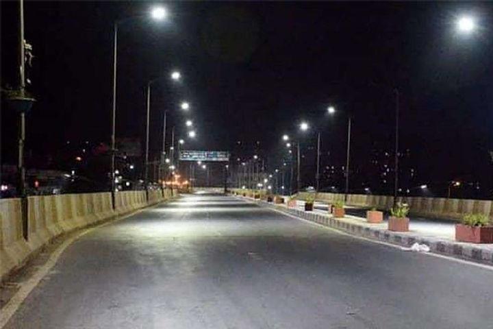 Night Curfew in Andhra