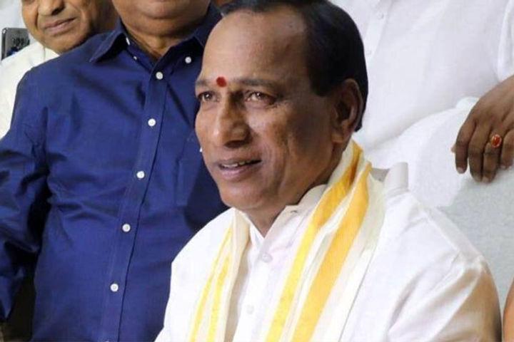 Telangana minister on minors' rape and murder