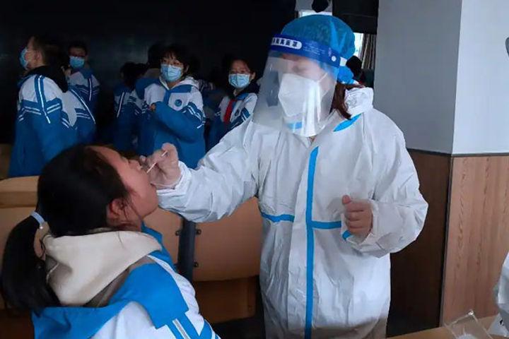 Coronavirus in Fujian