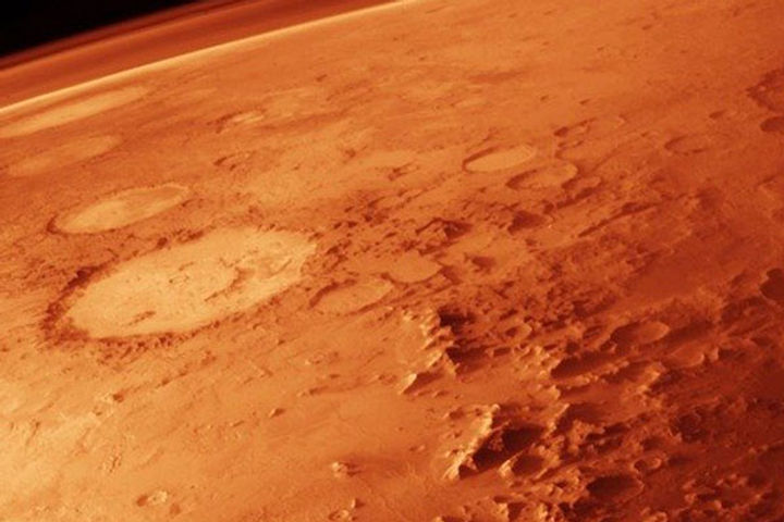 China Plans Drones To Connect Mars Colonies At Five Times The Speed Of Sound