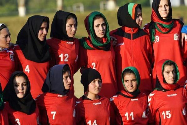 32 Female Football Players From Afghanistan Reached Pakistan After Escaping From The Eyes Of Taliban