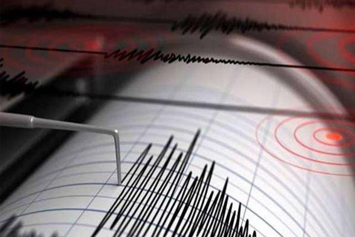 Earthquake Of Magnitude 6 Strikes At Sichuan Province In China