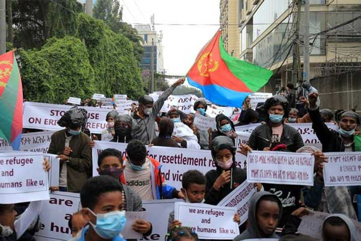 Eritrean and Tigrayan forces killed raped refugees in northern Ethiopia