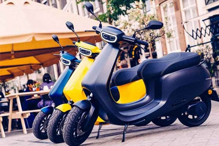 Ola Electric e scooter S1 gets bookings of over Rs 600 crore in a single day