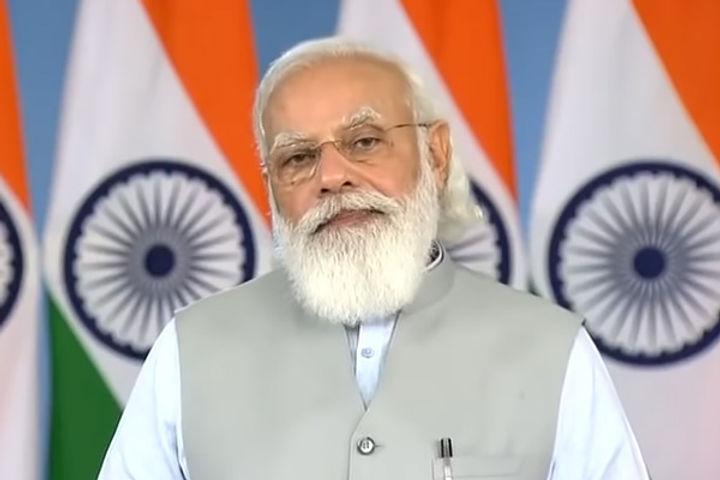 PM Modi at SCO summit
