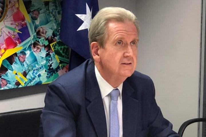 Australia told India about AUKUS