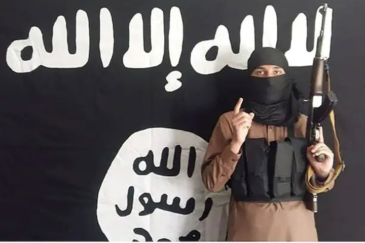 ISIS-K on Kabul suicide bomber