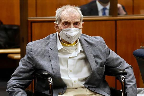 Robert Durst found guilt of murder
