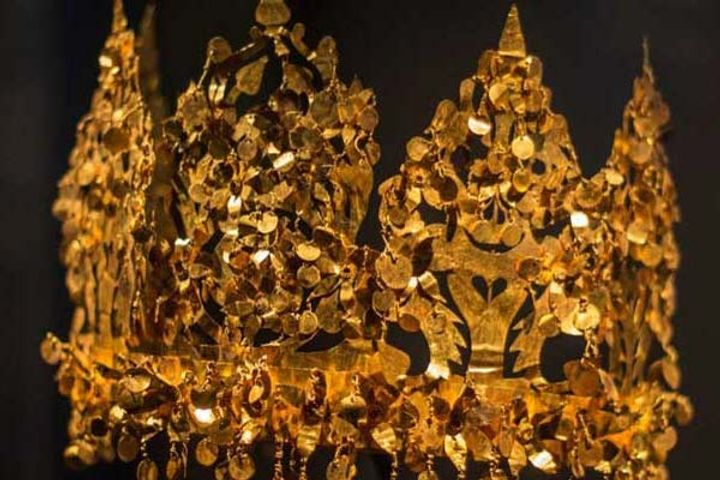 Taliban to track, secure 2000-year-old Bactrian gold treasure
