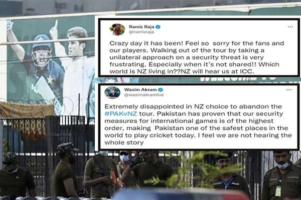 Pak cricketeres slam NZ