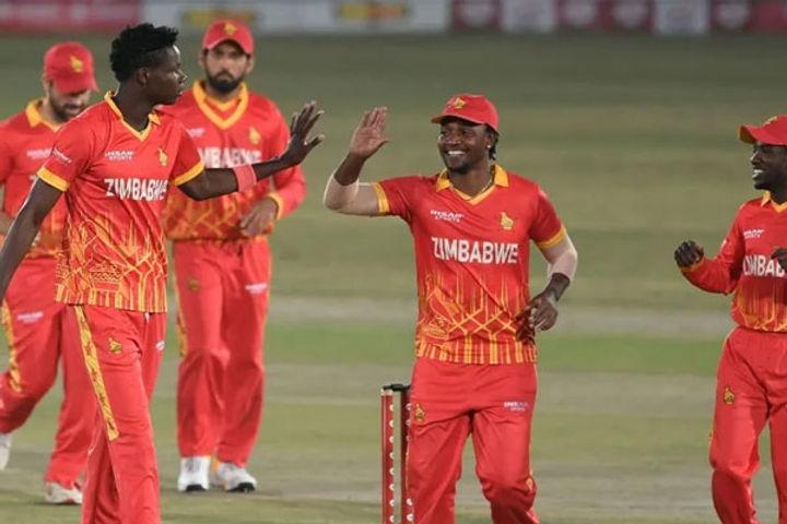 SCO vs ZIM Zimbabwe won by 10 runs