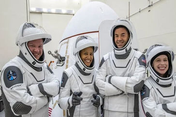 The astronauts on the space mission called this actor