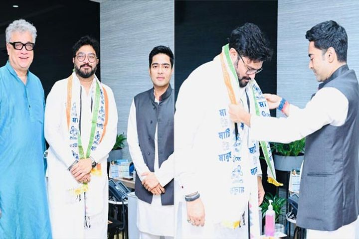 Babul Supriyo joined TMC, announced his retirement from politics after separating from BJP