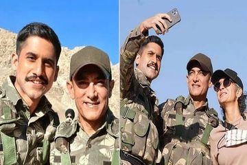Aamir Khan Personally Called Me To Offer Laal Singh Chaddha Reveals Naga Chaitanya