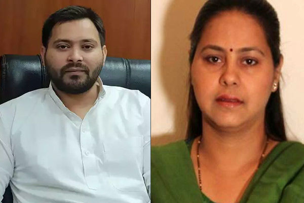 Bihar Court Order For FIR On Tejashwi Yadav And Misa Bharti And Others