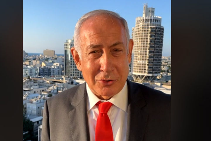 Netanyahu took a jibe at the meeting of Joe Biden and Naftali Bennett, said this