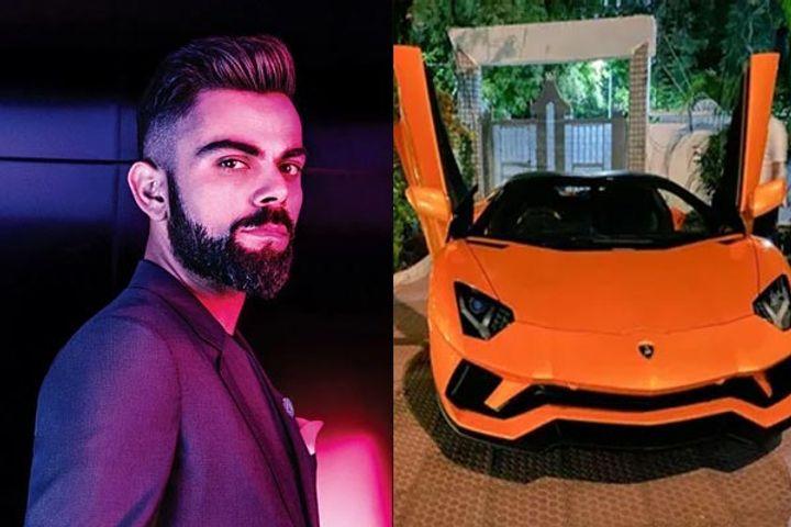 A swanky Lamborghini used by Virat Kohli up for sale