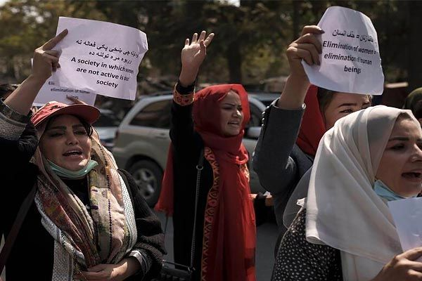 ban of girls going to school in Afghanistan
