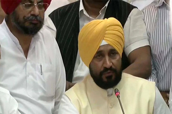 Punjab New CM Charanjit Singh Channi Will Reduce His Security