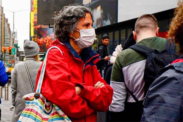 Coronavirus death toll in America