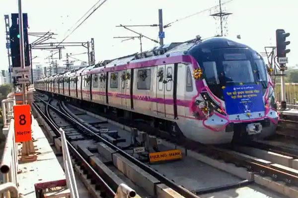 Delhi Pink Line To Become World Longest Driverless Metro Line By The End Of This Year