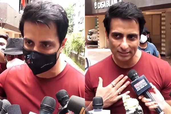 Sonu Sood Breaks His Silence Amidst the Tax Evasion Allegations