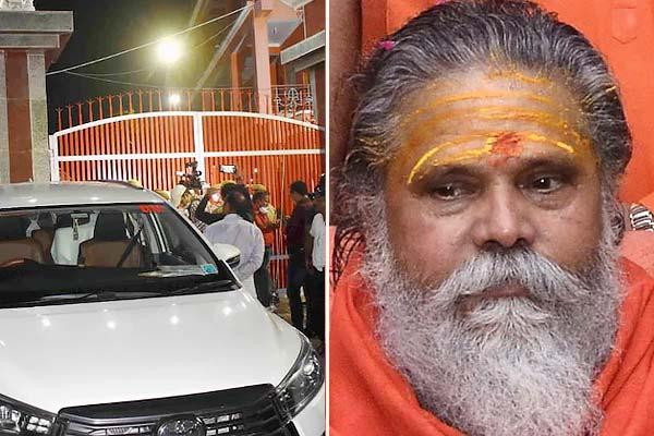 Accused in Mahanta Narendra Giri Death Case