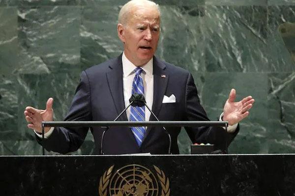 Joe Biden at UNGA