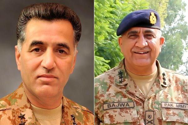 Disputes Widens Up Between General Qamar Javed Bajwa And ISI Chief Lt General Faiz Hameed Over Contr