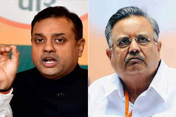 SC gives relief to Sambit Patra and Raman Singh in Toolkit case, Chhattisgarh government's petit