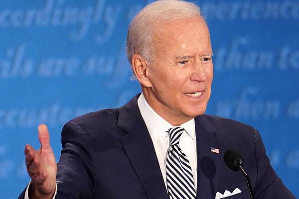 Joe Biden on Quad alliance