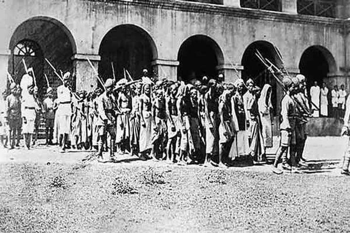 Term Moplah Rebellion as genocide