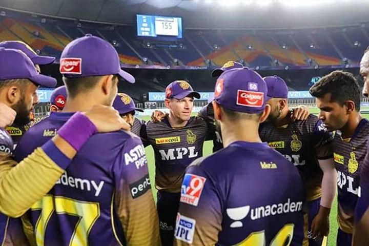 kkr fined for slow over rate