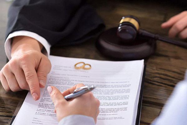 Man seeks divorce