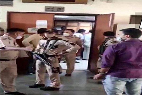 Firing in Rohini court, 4 including gangster Jitendra Gogi killed