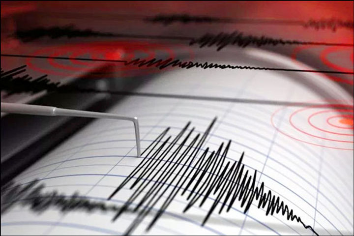 Earthquake in Andaman
