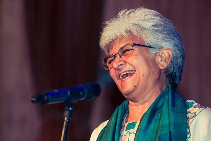 Kamla Bhasin noted activist and author passes away