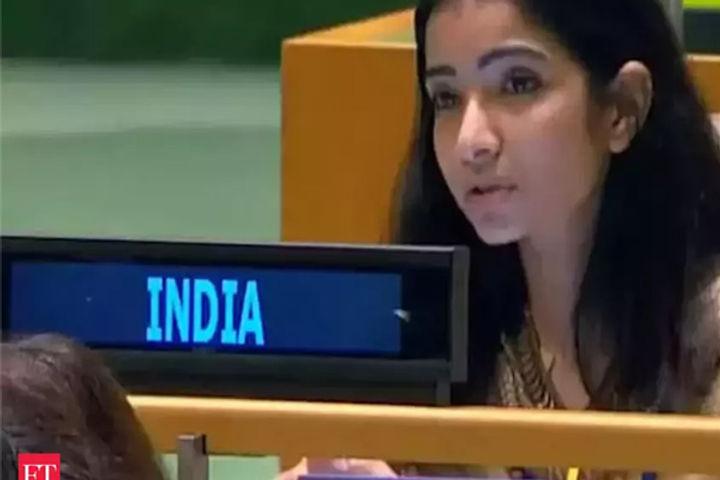 India slams Pak for raking up Kashmir at UNGA