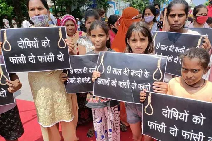 Delhi Cantt rape 9 year old raped because she was Dalit says Delhi Police chargesheet