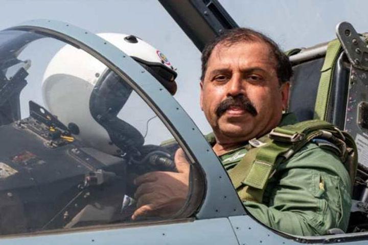 RKS Bhadauria flies his last sortie