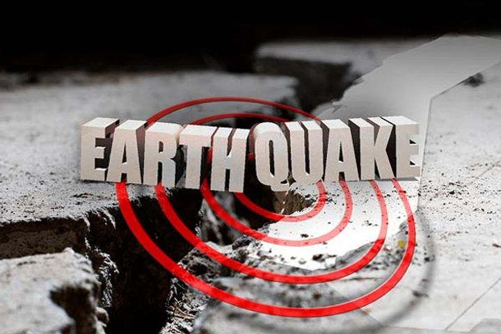 Earthquake tremors felt in Arunachal Pradesh