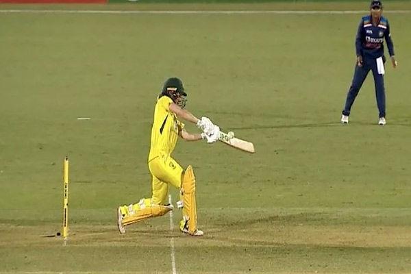 India lost to Australia womens cricket team