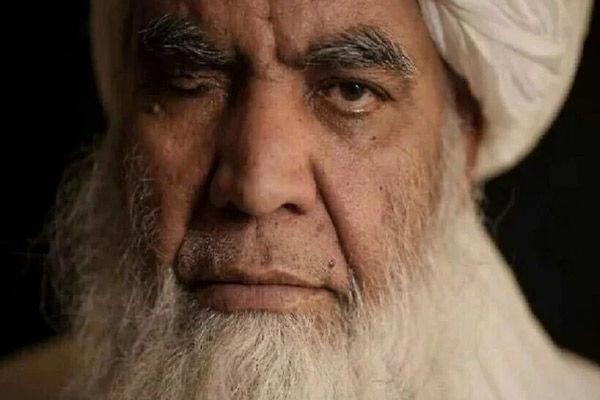 Taliban Minister Mullah Nooruddin Turabi