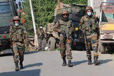 Pakistani terrorist killed in Uri and one caught