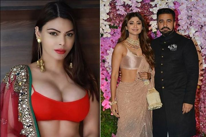 Gehana comes to Shilpas defense accuses Sherlyn of giving Raj Kundra the idea of making bold content