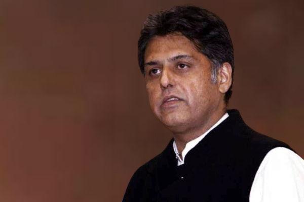 Manish Tewari on Congress Crisis