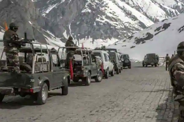 Chinese soldiers transgressed LAC in Uttarakhand